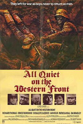 新西线无战事 All Quiet on the Western Front